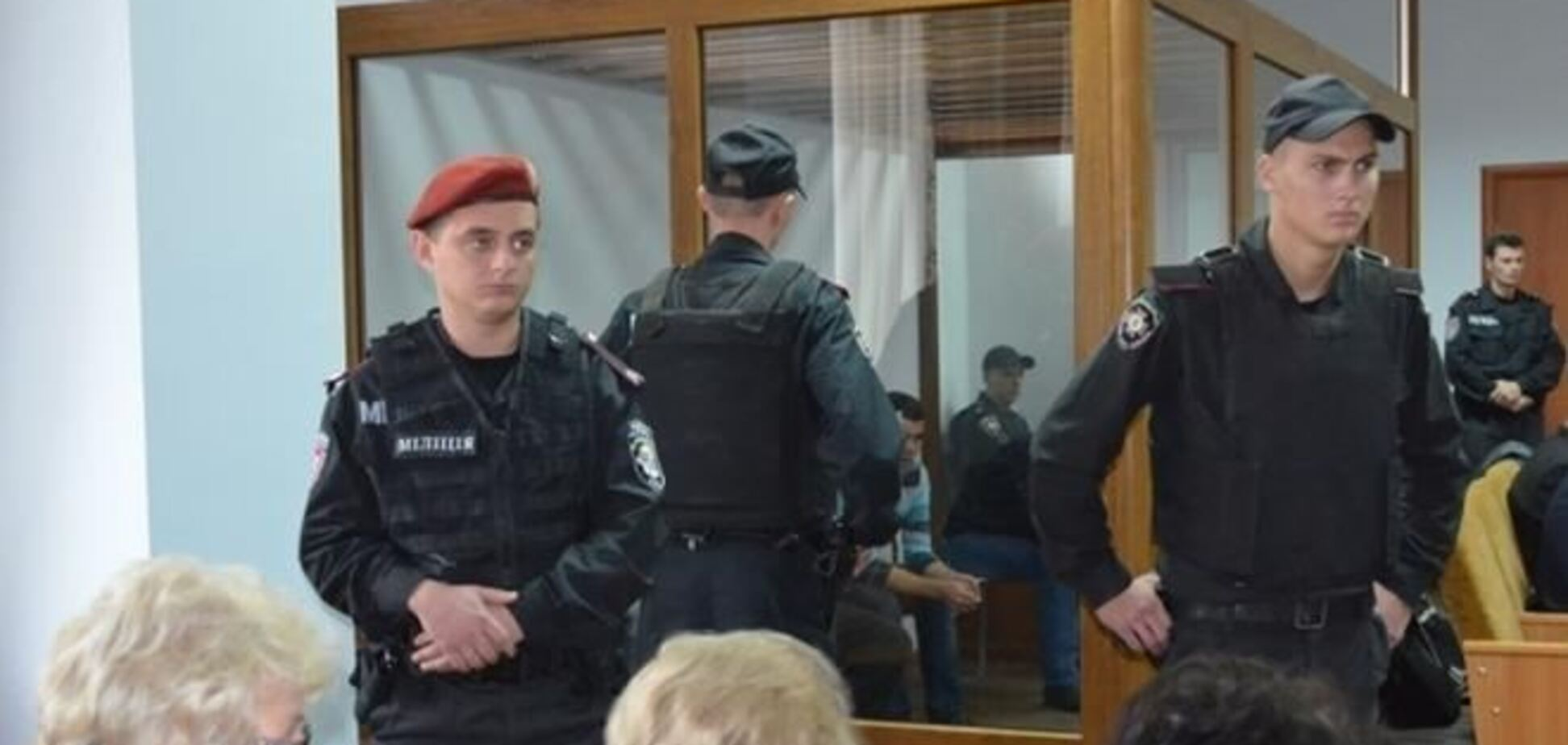 Термін арешту 'Врадіївський гвалтівників' продовжений