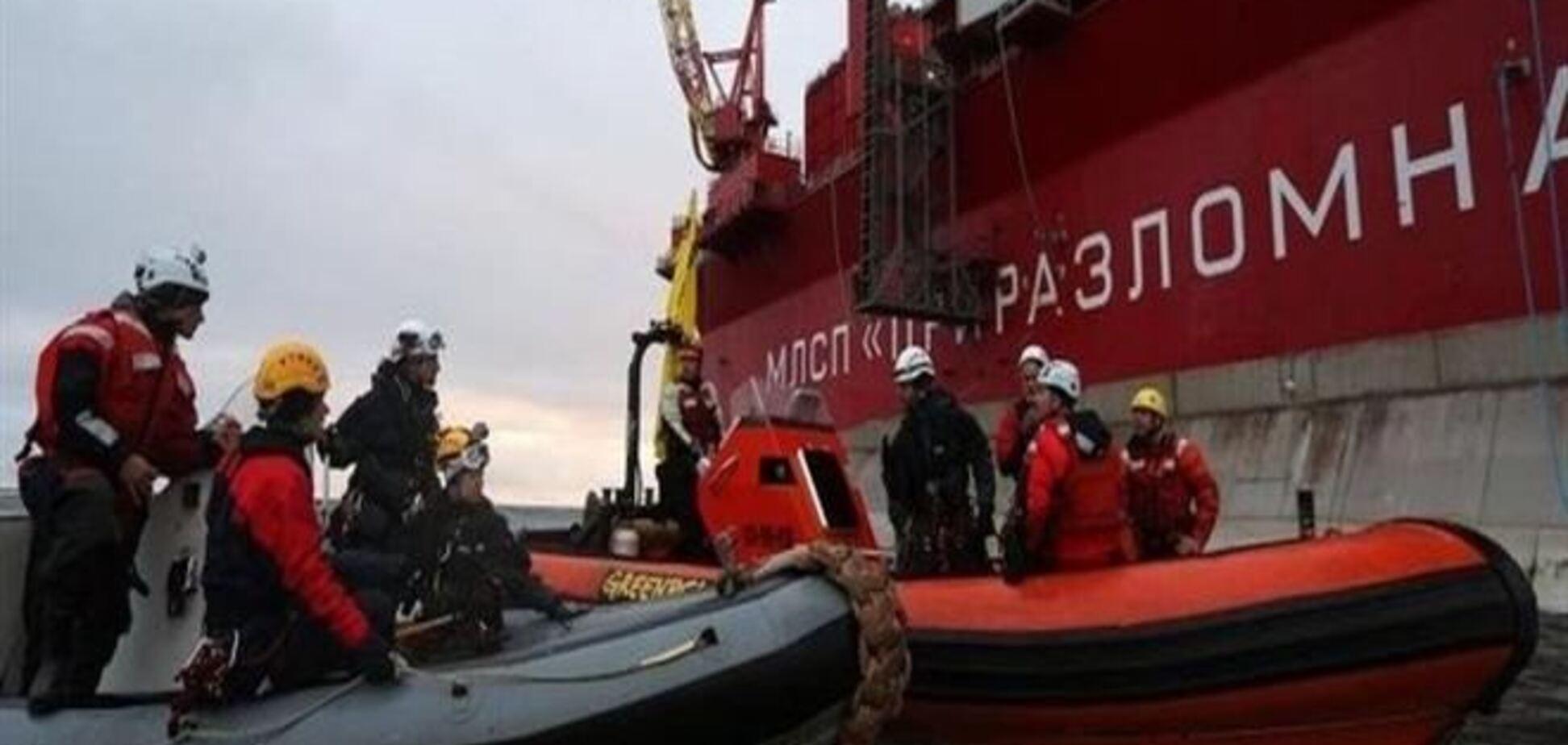 Голландія пригрозила Росії міжнародним трибуналом за арешт активістів Greenpeace
