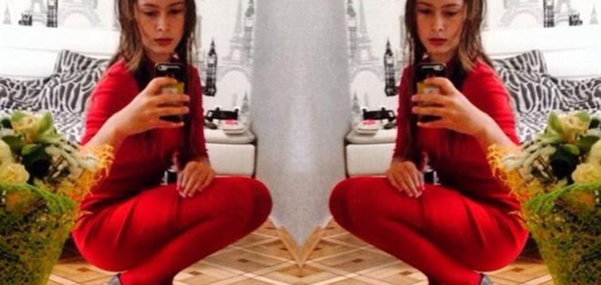 13-летняя внучка Ющенко показала, какая она сексуальная