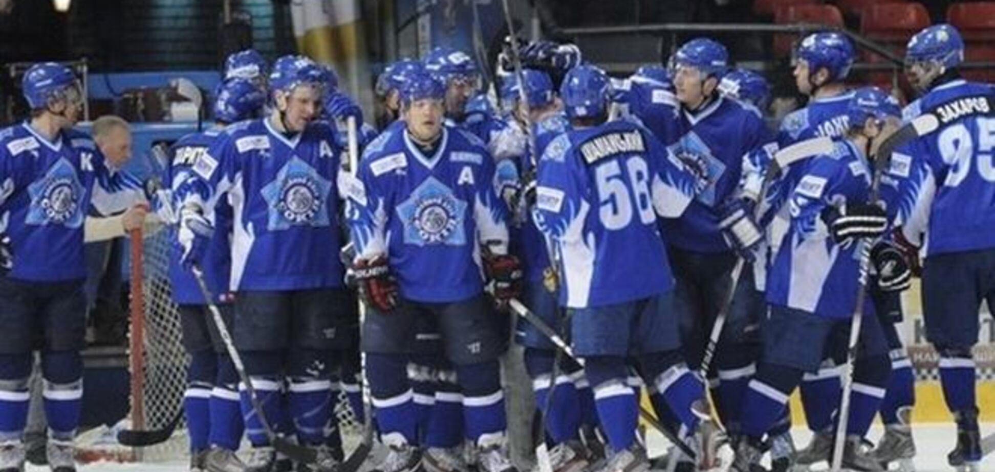 Самый титулованный украинский клуб остался без хоккеистов