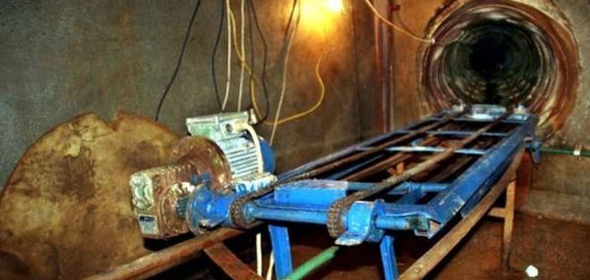 Власники контрабандного 700-метрового тунелю в Словаччину отримали умовні терміни