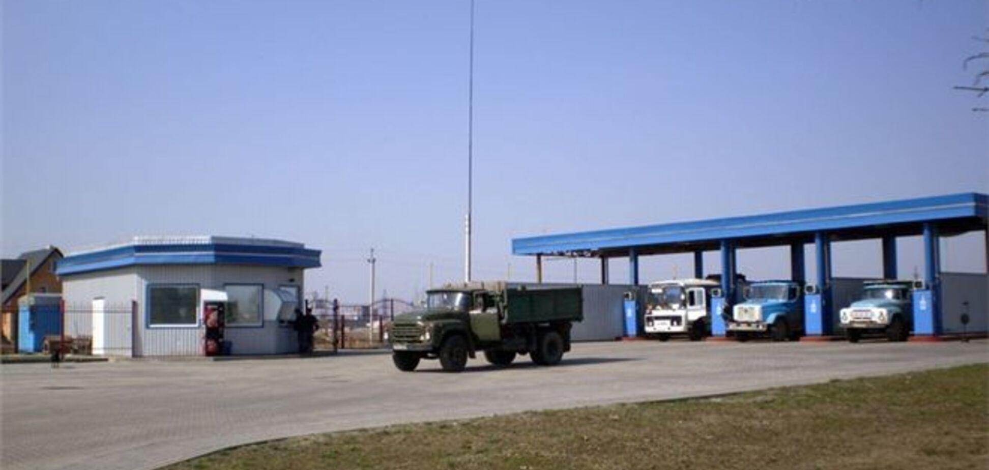 Вибух на газовій заправці під Сімферополем: загинув водій