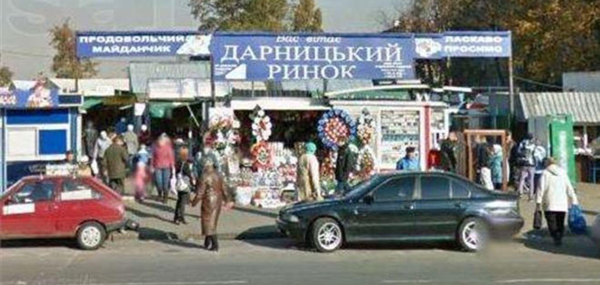 Прокуратура Києва та УБОЗ викрили на Дарницькому ринку ветеринарів-хабарників