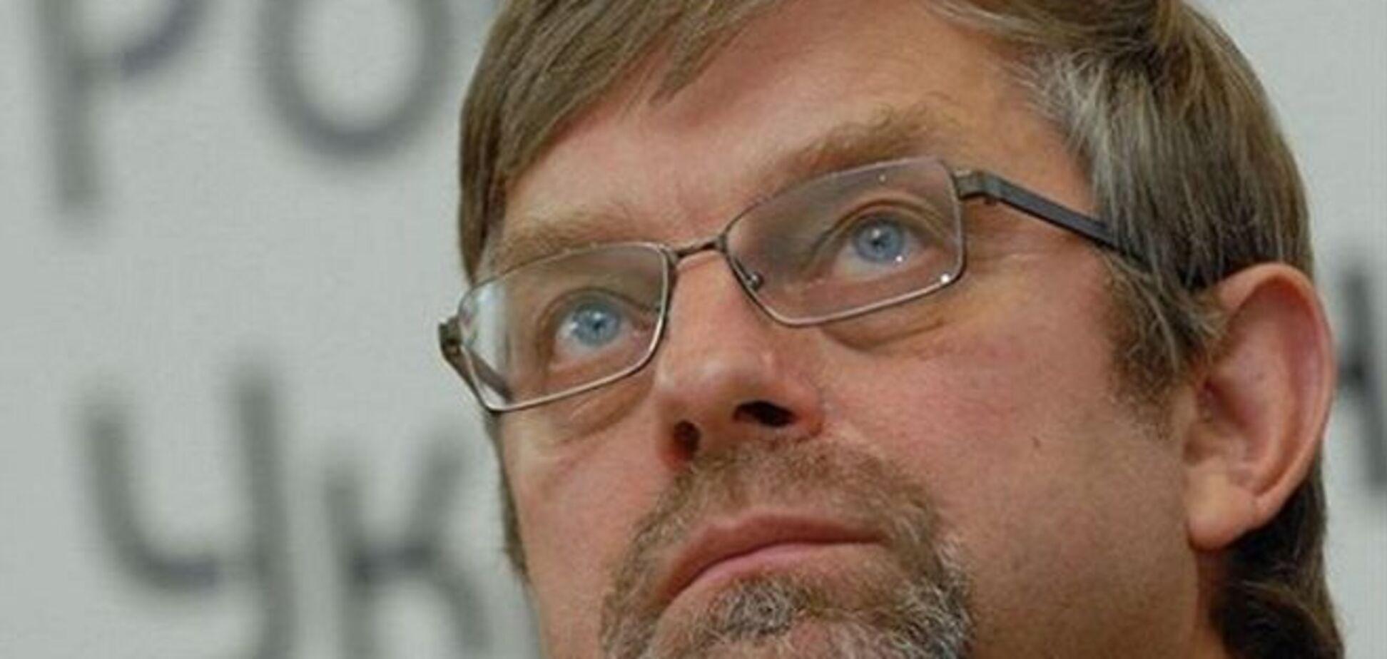 Небоженко: Янукович не пойдет на референдум по ЕС и Таможенному союзу