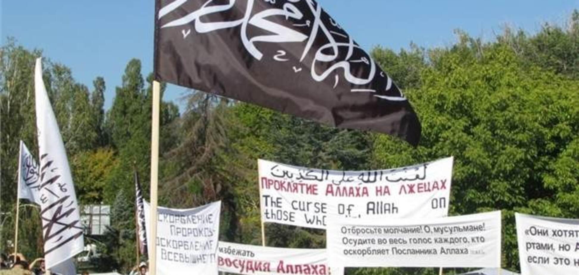 Ісламісти Криму відхрестилися від агітації за 'допомогу Сирії'