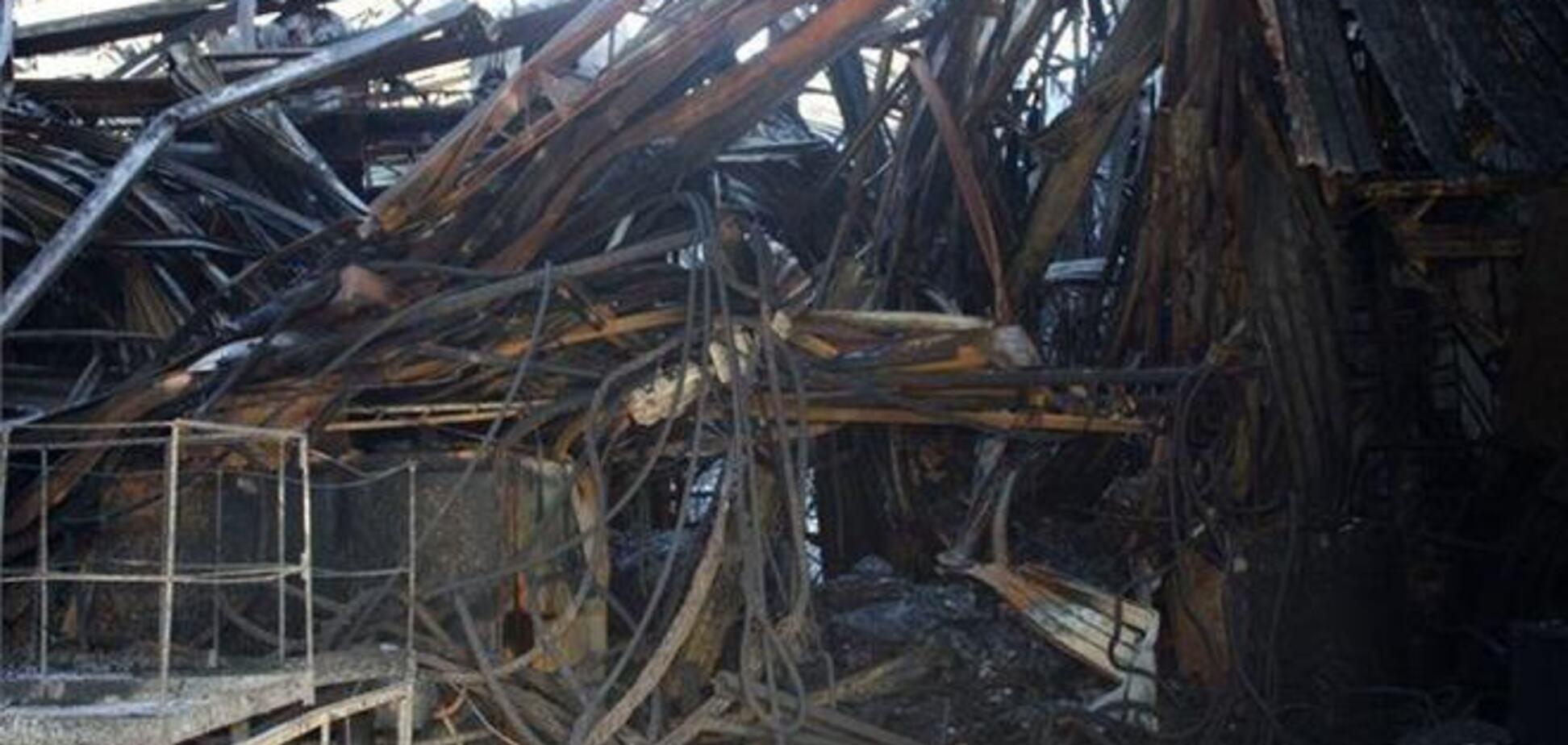 Прокуратура назвала причину пожежі на Вуглегірської ТЕС