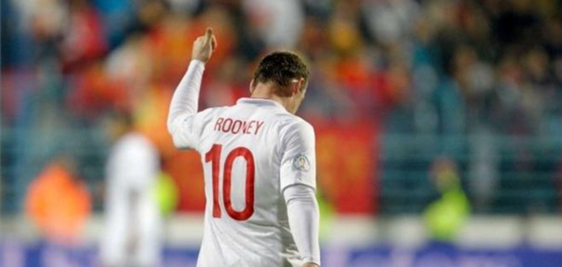 Форвард англичан показал травму, из-за которой не сыграет с Украиной