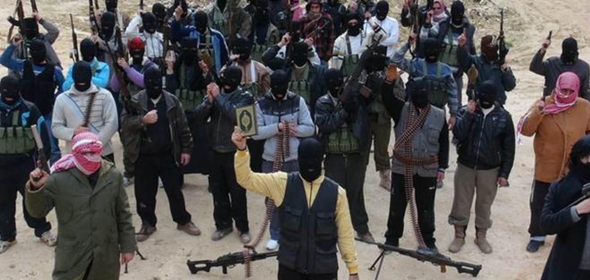 Сирійські бойовики платять найманцям з України $ 2,5 тис.