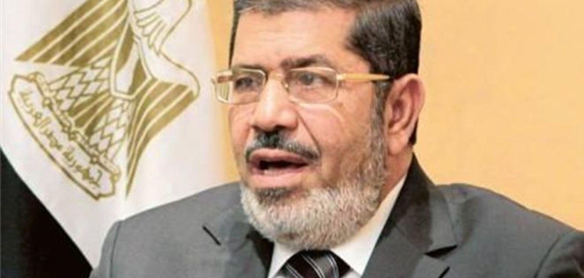 Генпрокуратура Египта предъявила Мурси новые обвинения