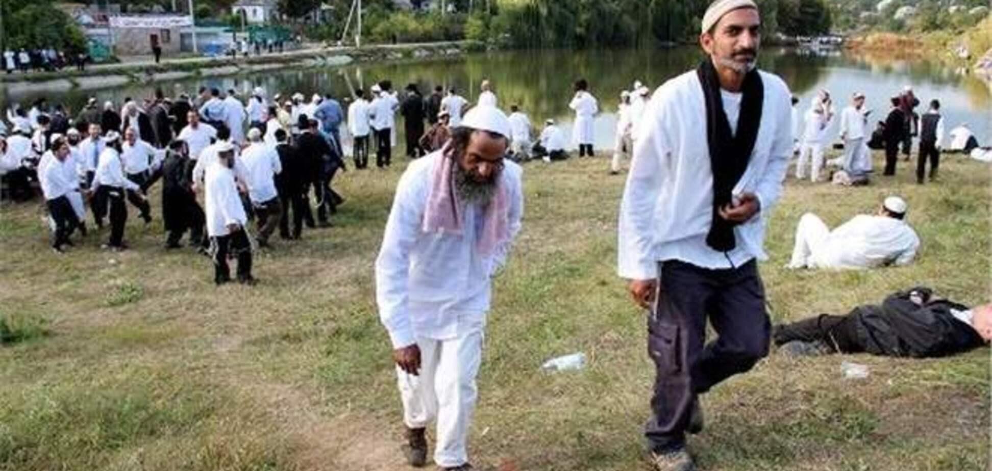 В Умані за куріння марихуани затримали паломника-хасида - ЗМІ
