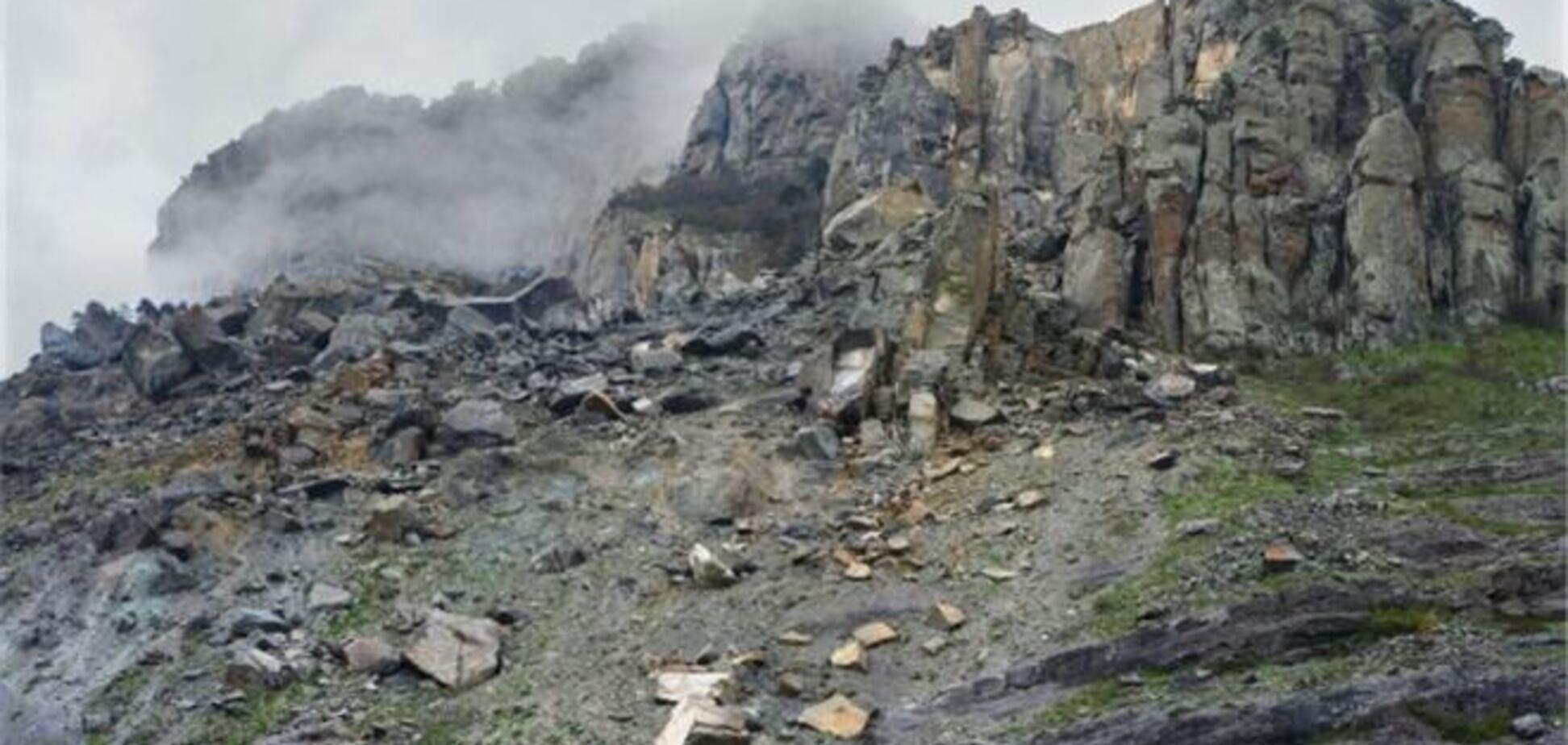 Кримські рятувальники зняли з гори Демерджі 9 туристів з Німеччини