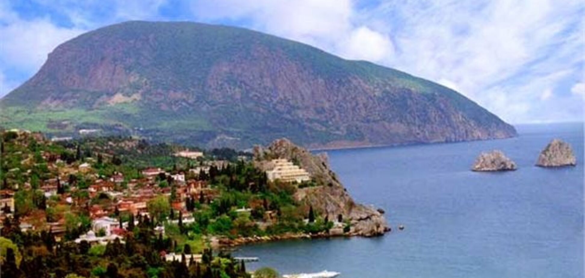Крым - уникальный курорт для здоровья