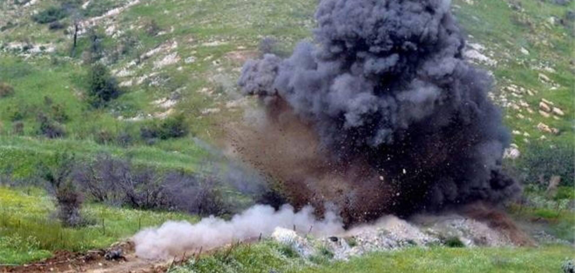 На Житомирщині під час розбирання мінометної міни загинула людина