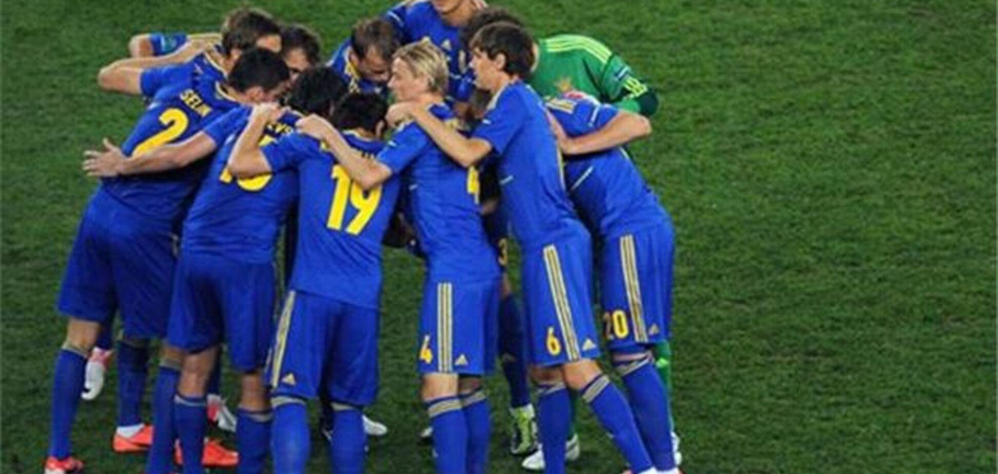 Украина – Англия: Фоменко поговорил с Хачериди, но все покажет игра