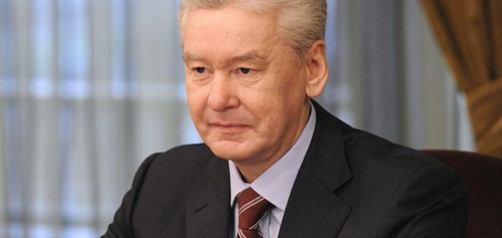 Собянін переміг на виборах мера Москви з 51,37%