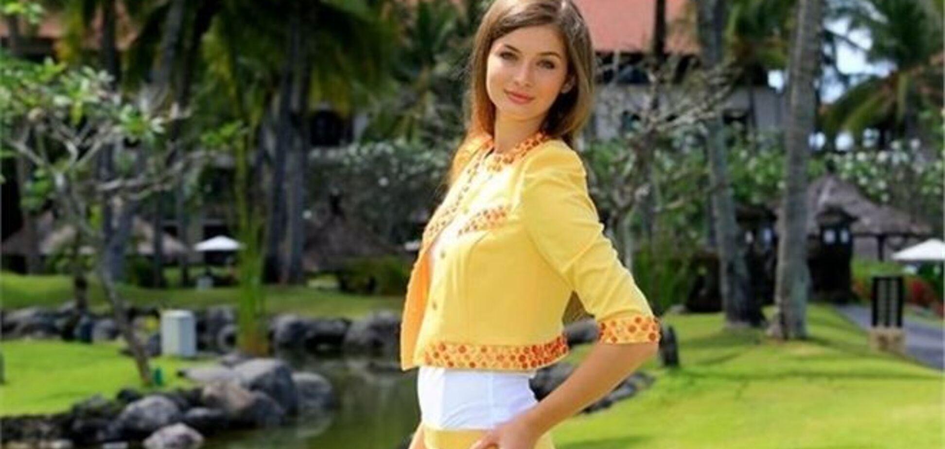 'Міс Україна' показала, як і з ким проводить час на Балі