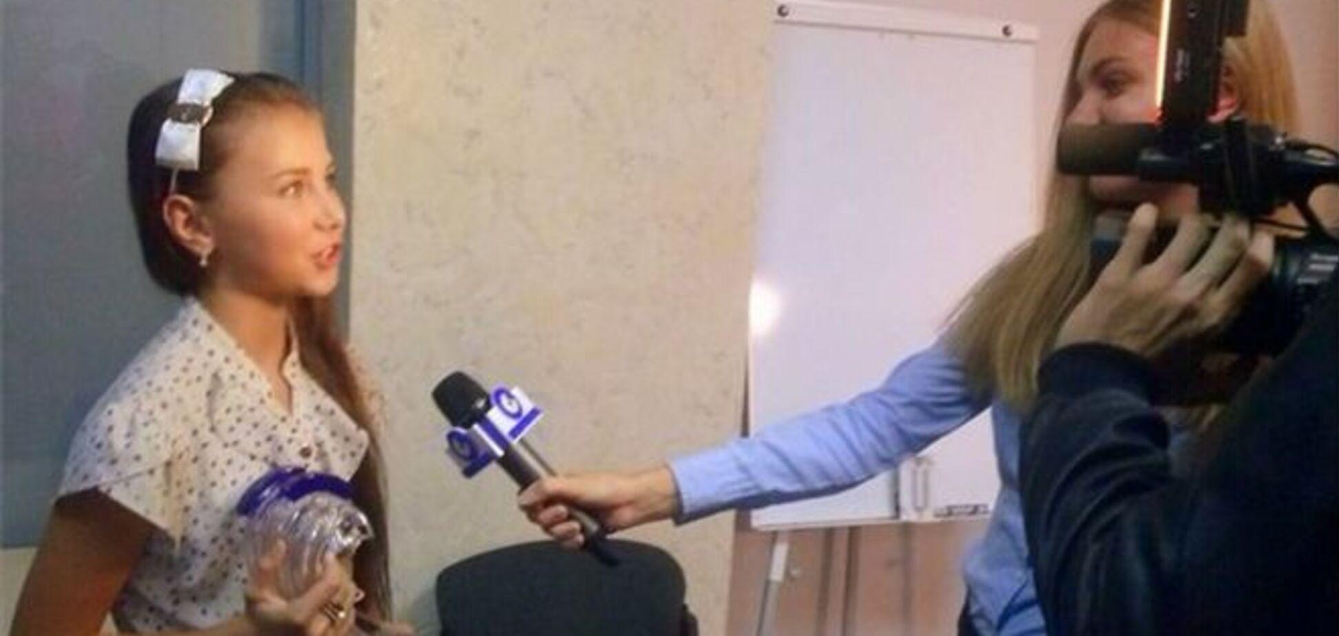 Кто пришел? София Тарасова - Детское Евровидение 2013