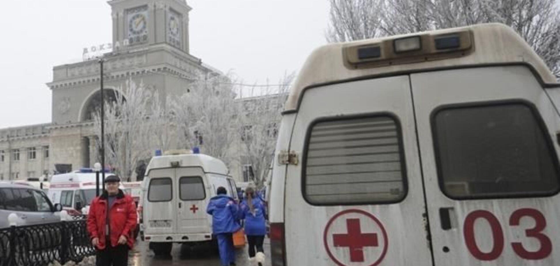 Постраждалих від терактів у Волгограді стало більше