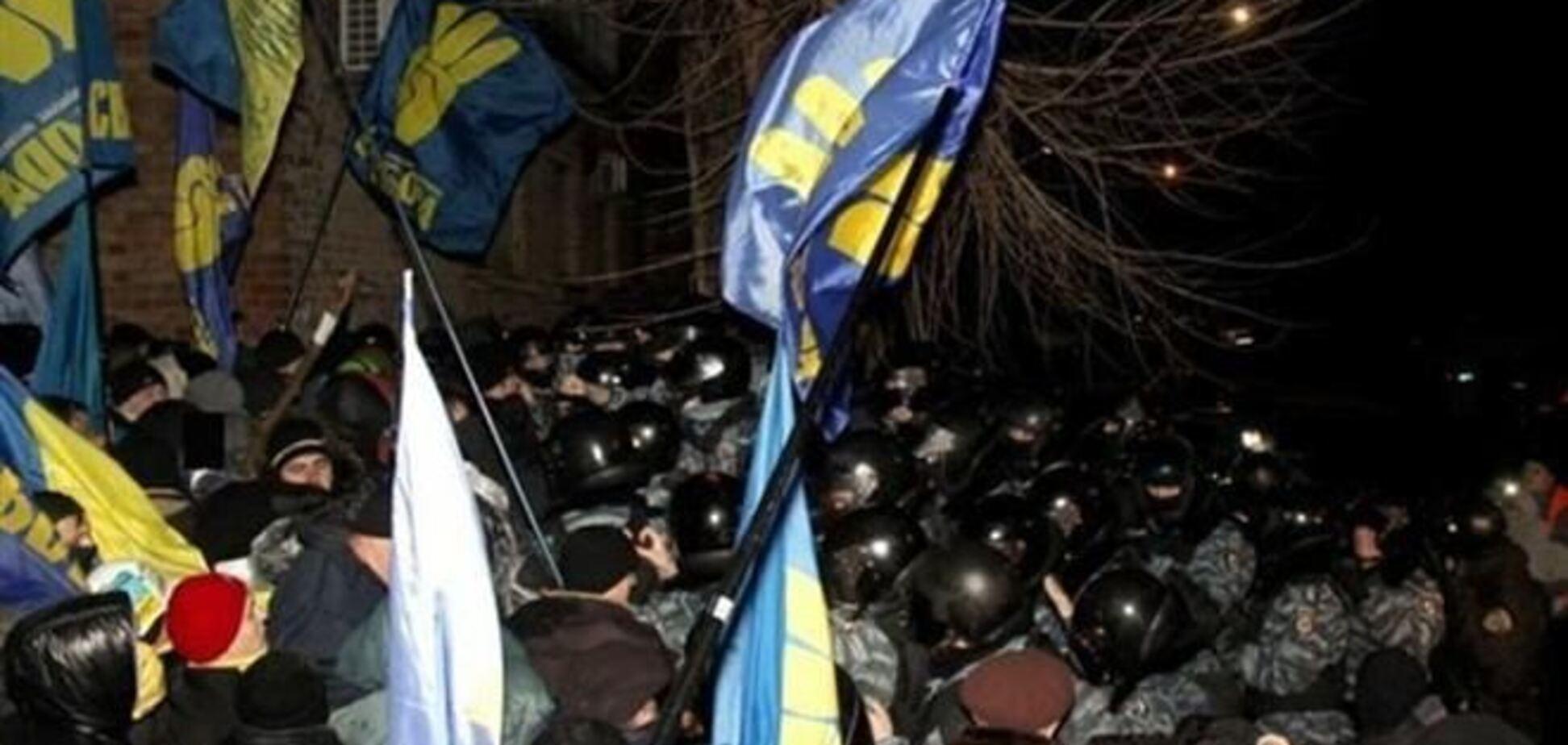 У Лутковской заверили, что после вчерашних событий в Киеве в больницу доставлены 11 человек