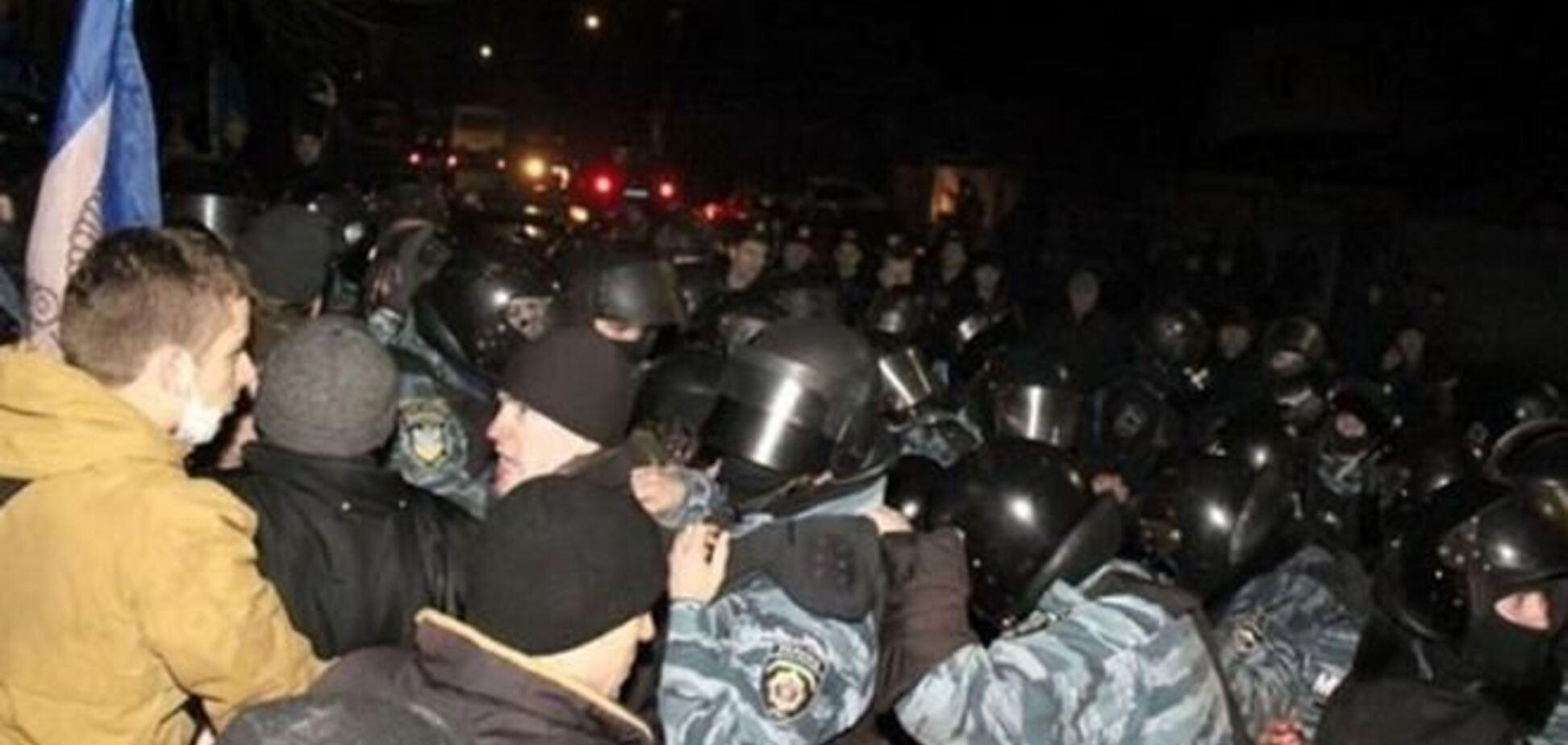 Пикетчикам Киево-Святошинского суда грозит до пяти лет тюрьмы