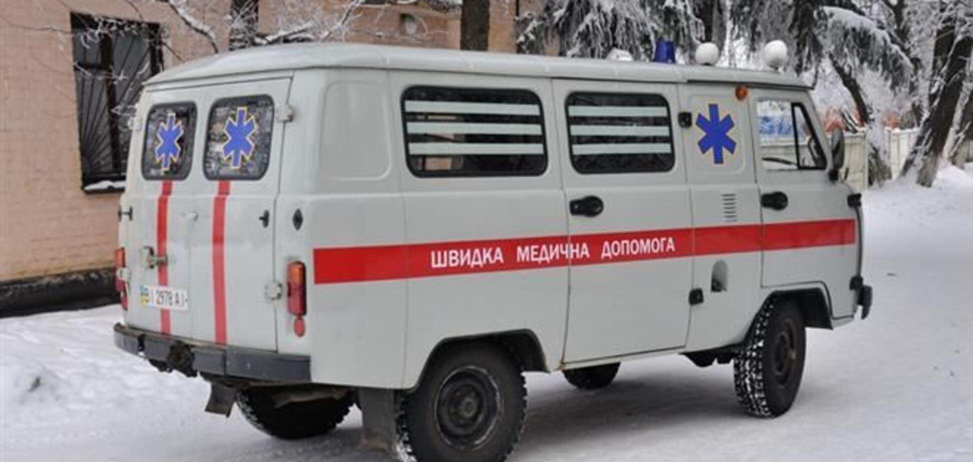 На Тернопольщине от переохлаждения умерла женщина