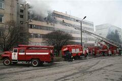 Пожар на 'Хартроне': СМИ утверждают, что директор завода скрылся