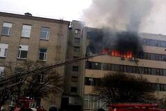 В Харькове похоронили шестерых погибших во время пожара на 'Хартроне'