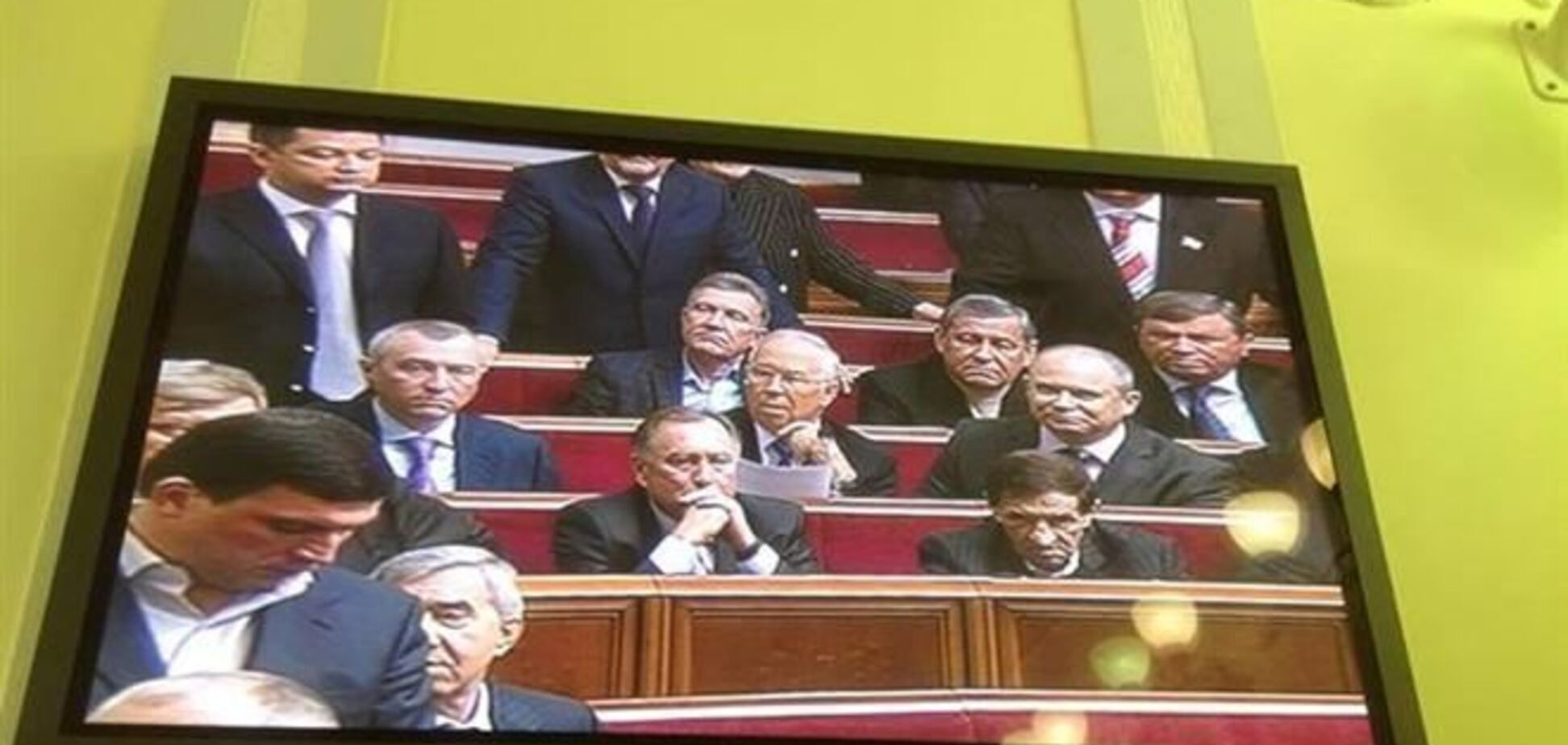 У Раді прийняли присягу п'ять новообраних депутатів