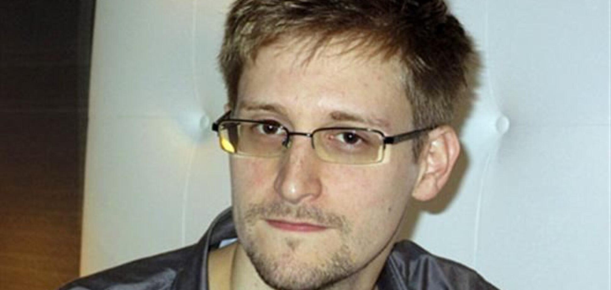Сноуден отримав роботу в США