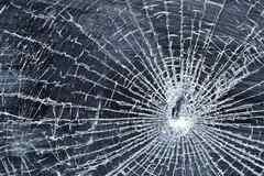 На Черкасщине льдина с грузовика пробила лобовое стекло встречного автобуса