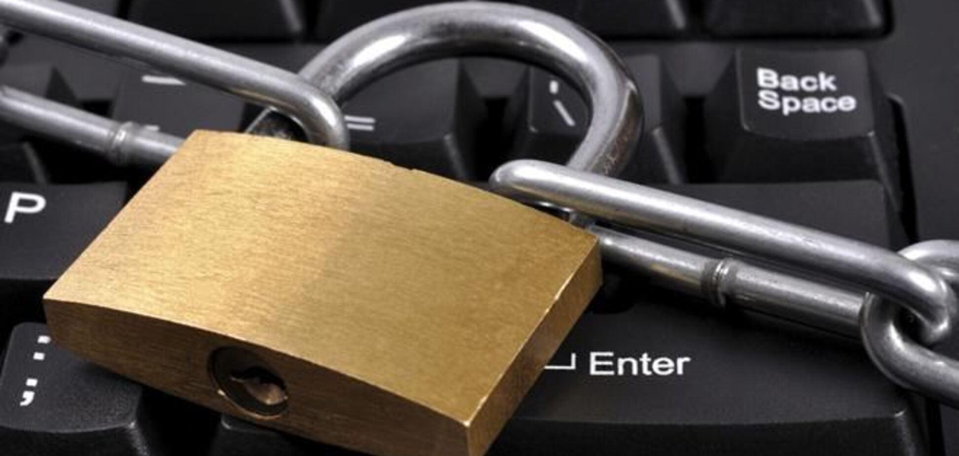 В Украине принят закон о блокировании сайтов