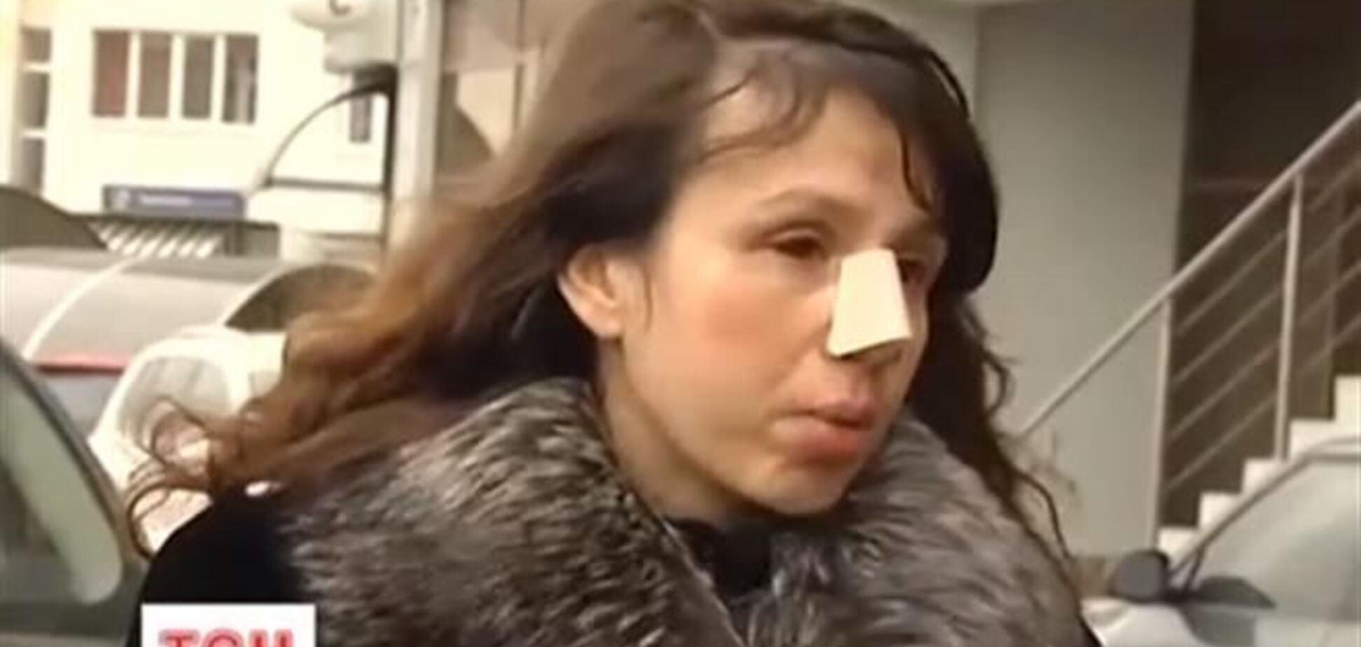 Журналистку Чорновил выписали из больницы
