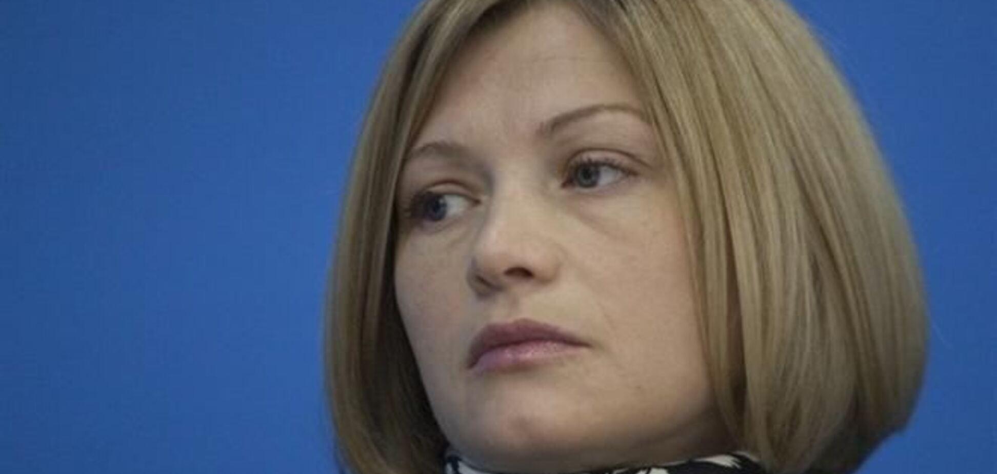 Геращенко: вулиця повинні голосно сказати, що Ради більше не існує