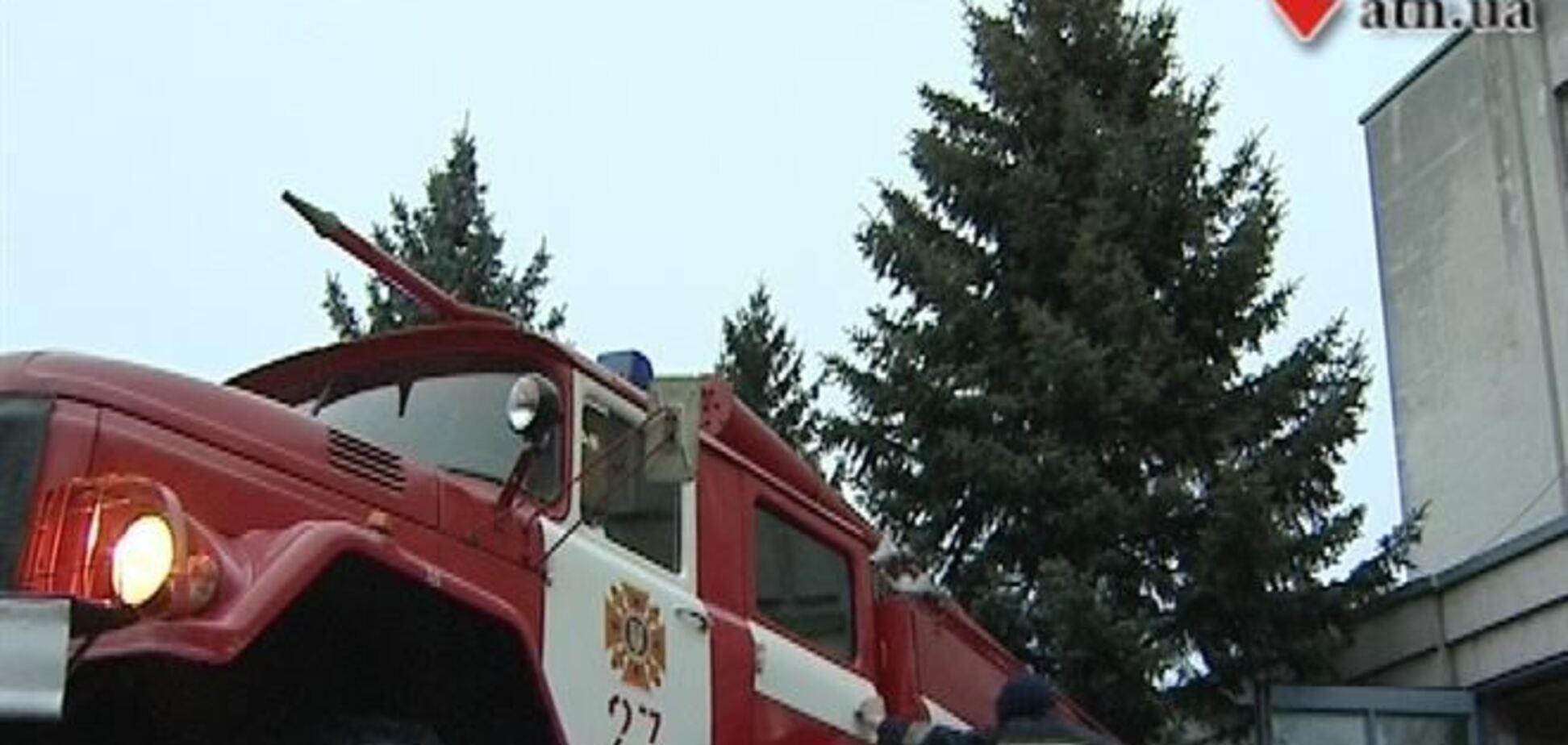 Пожежа на 'Хартроні': рятувальники розповіли, як усе було