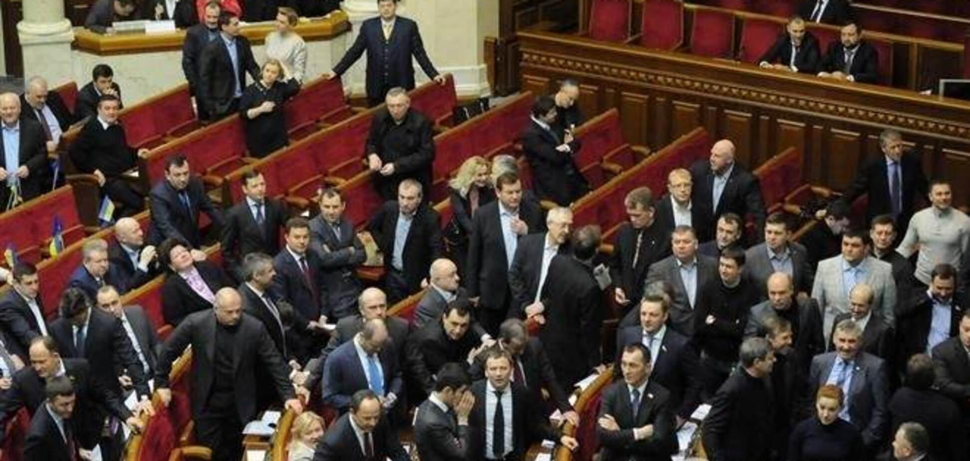 Нардеп про голосування по бюджету: Ви бачили, що відбувалося в залі
