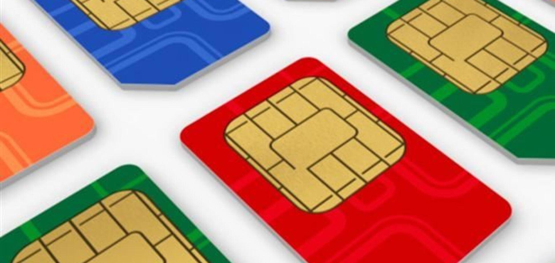 В мире резко упали продажи SIM-карт