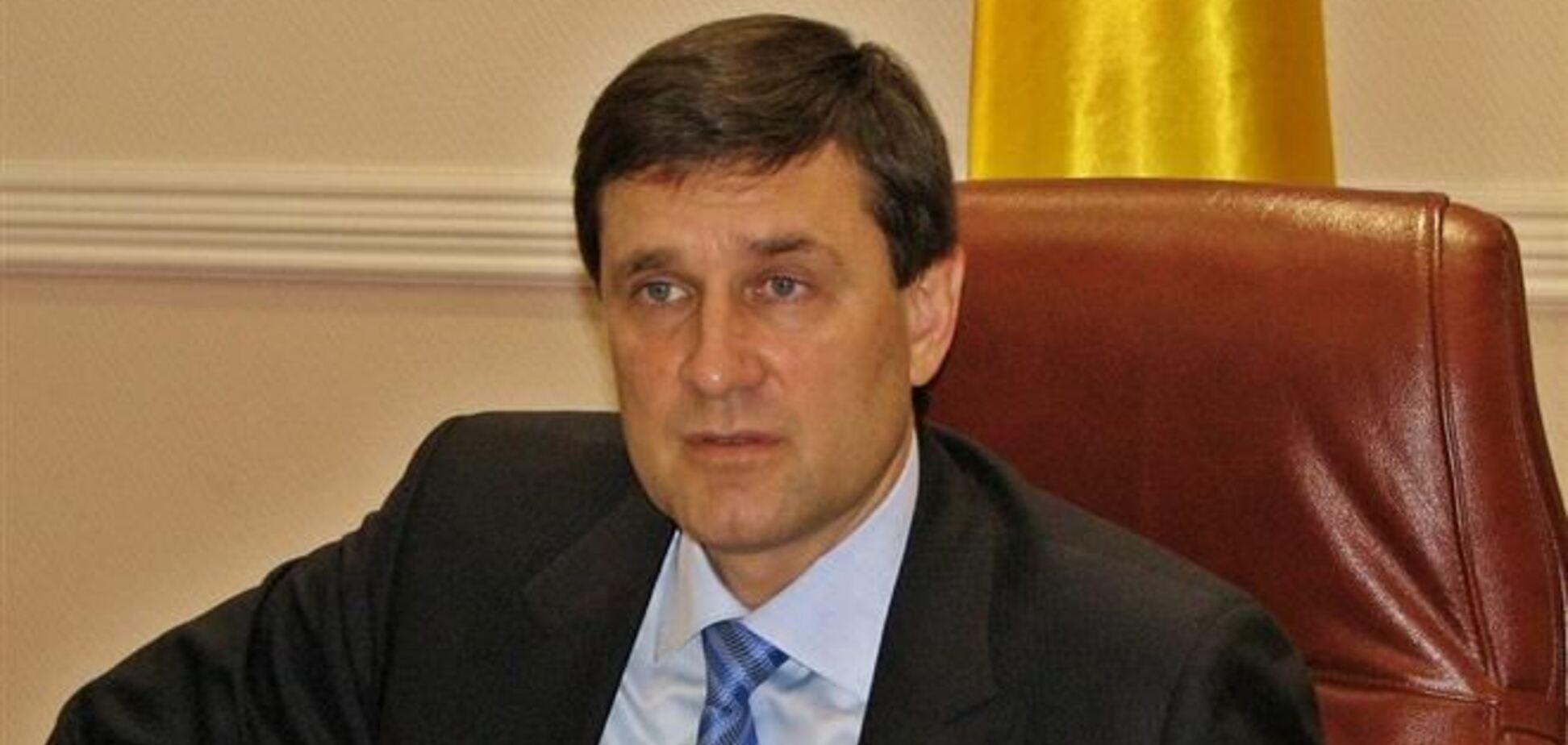 Розгул насильства повинен бути зупинений - губернатор Донеччини