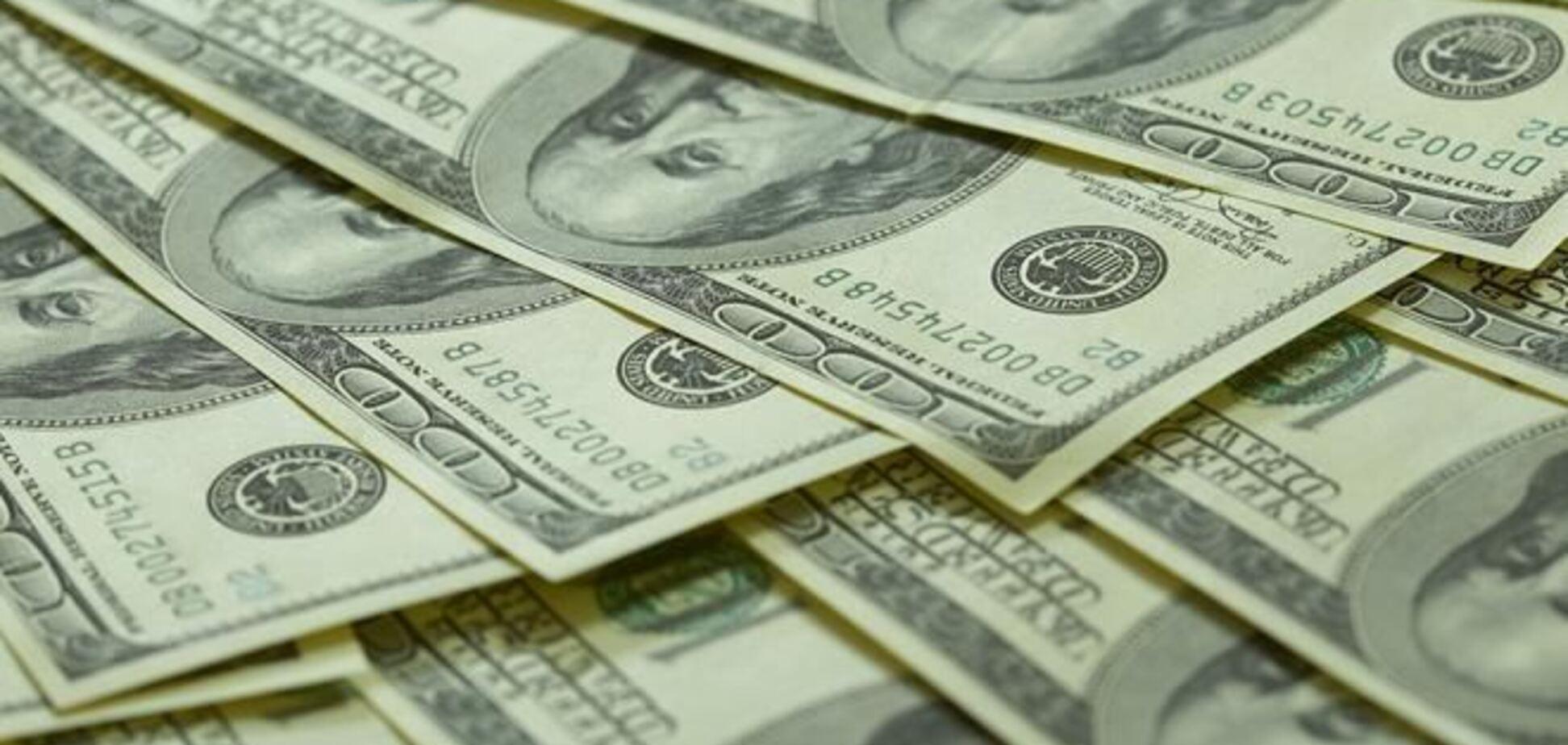 Доллар в Украине уже вырос до 8,60 грн