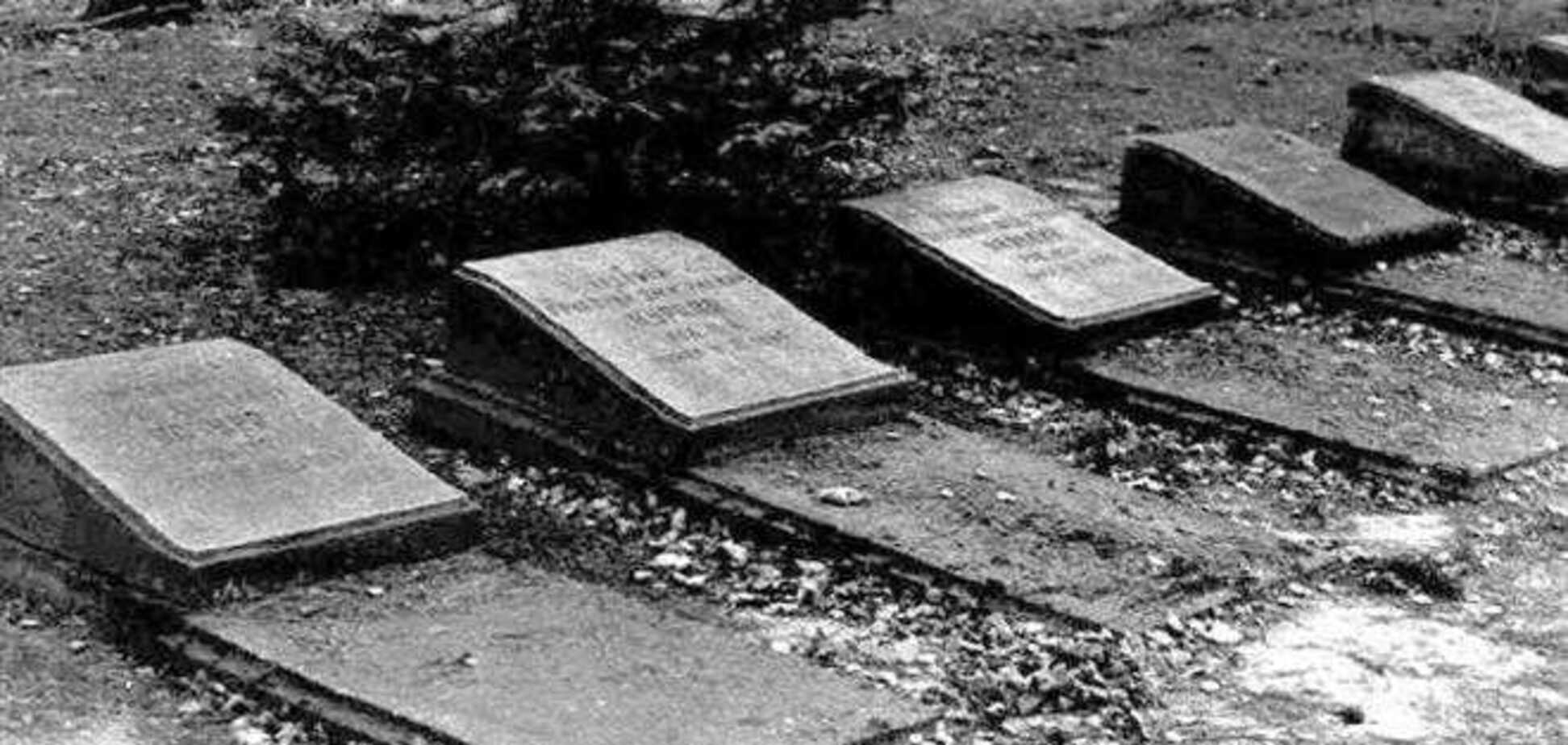 На Львівщині вандали зруйнували постамент радянським воїнам