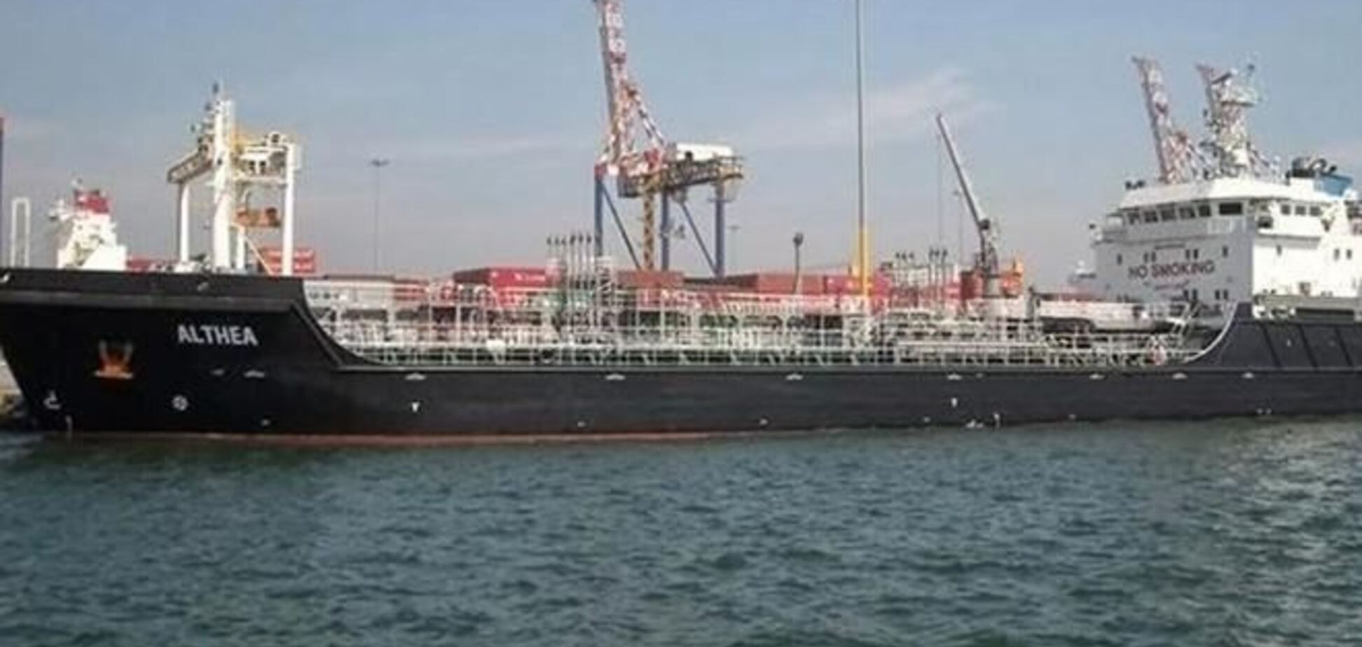 Нігерійські пірати звільнили українського моряка
