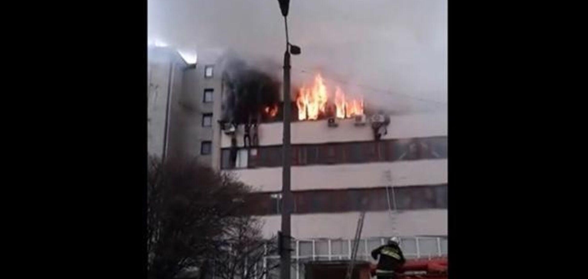 У Харкові прооперовані двоє постраждалих від пожежі на заводі