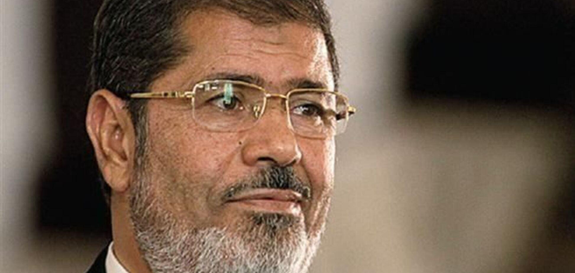 В Египте возобновляется суд над Мохаммедом Мурси