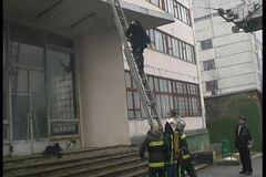 Состояние пострадавших при пожаре на 'Хартроне' улучшается