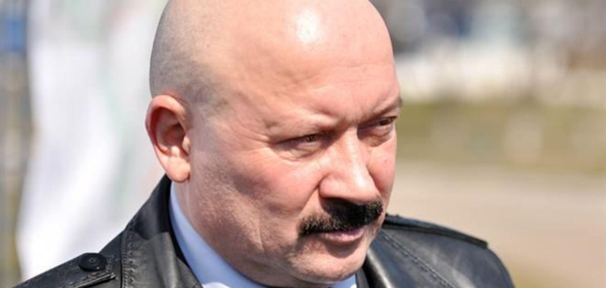 Глава ГосЧС не побачив на відео пожежі в Харкові падаючих з вікон людей