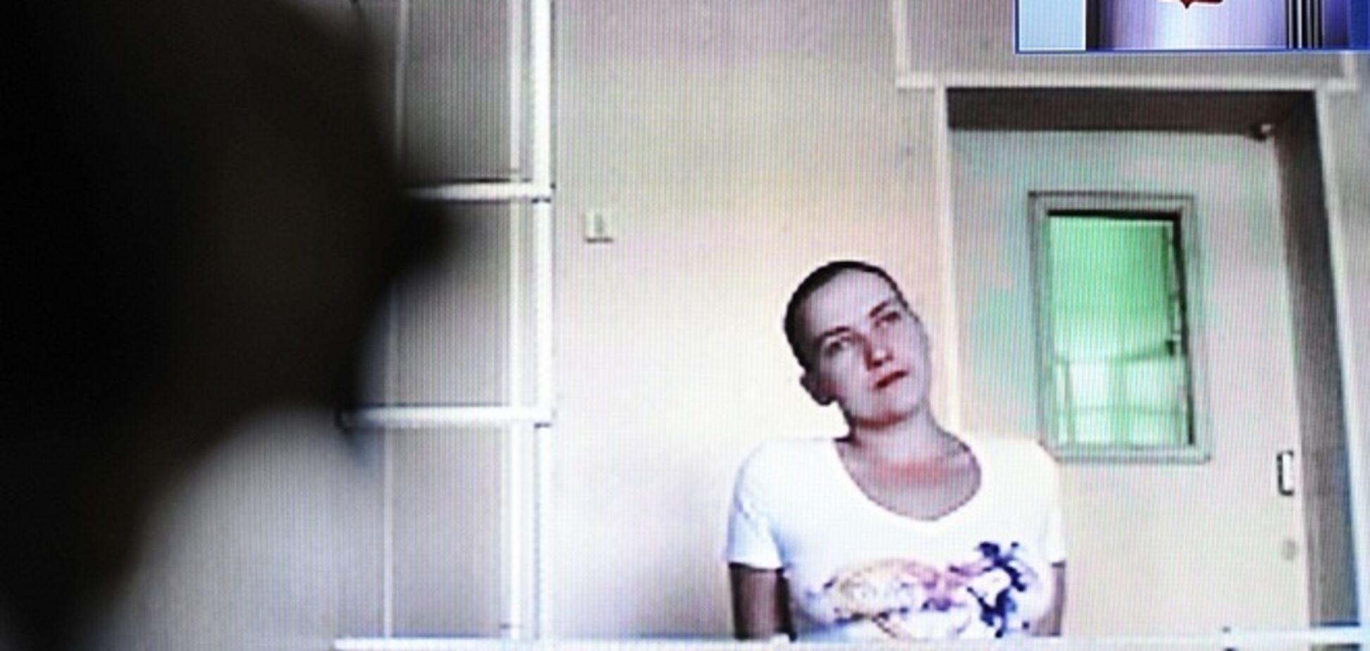 Савченко привезли в 'медучреждение' для проведения психолого-психиатрической экспертизы