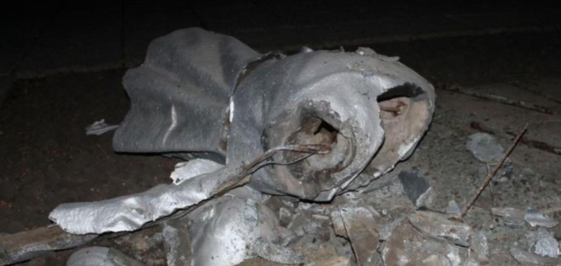 В Кривом Роге повалили уже третий памятник Ленину