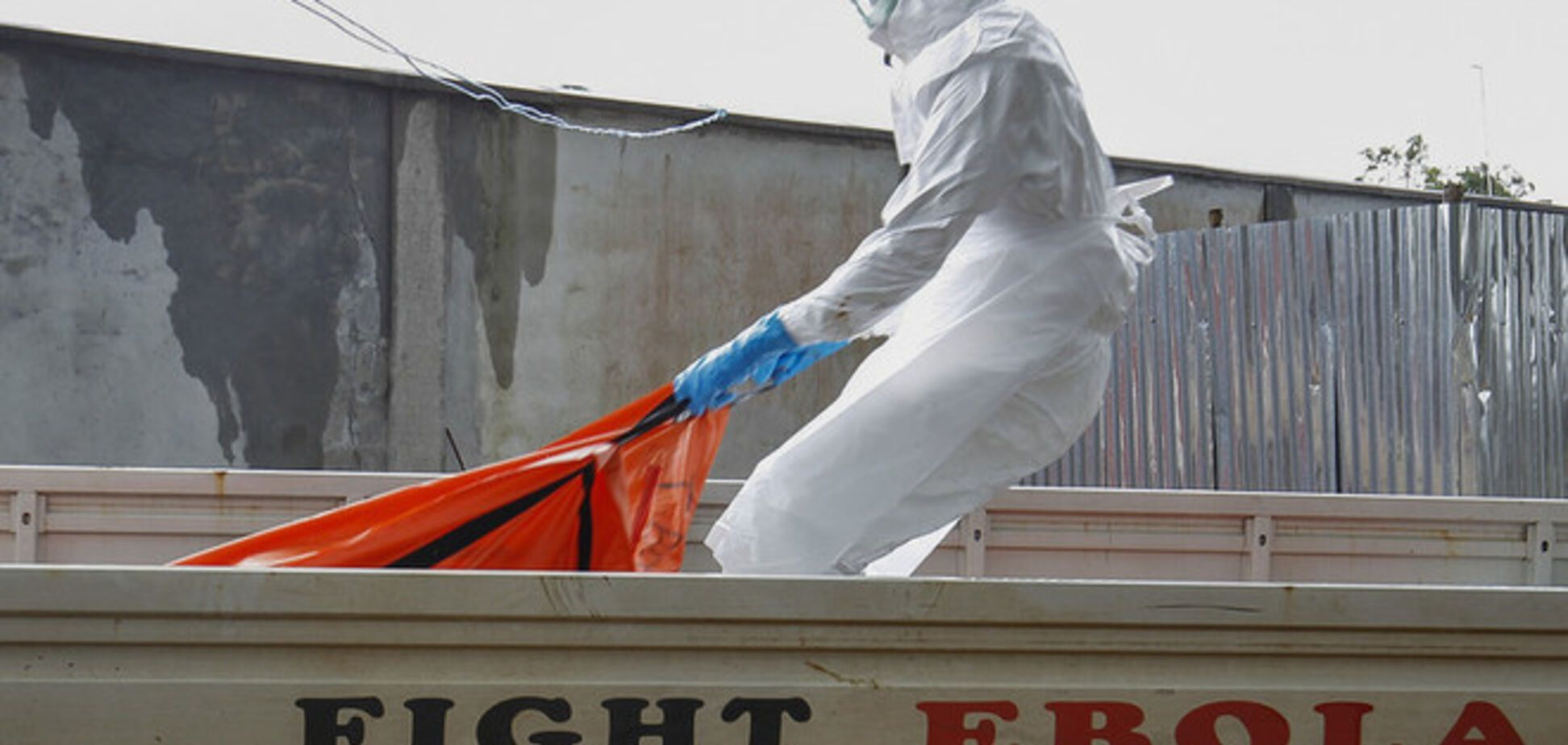 До кінця року вірус Ебола вразить близько 20 тис. Осіб - ВООЗ