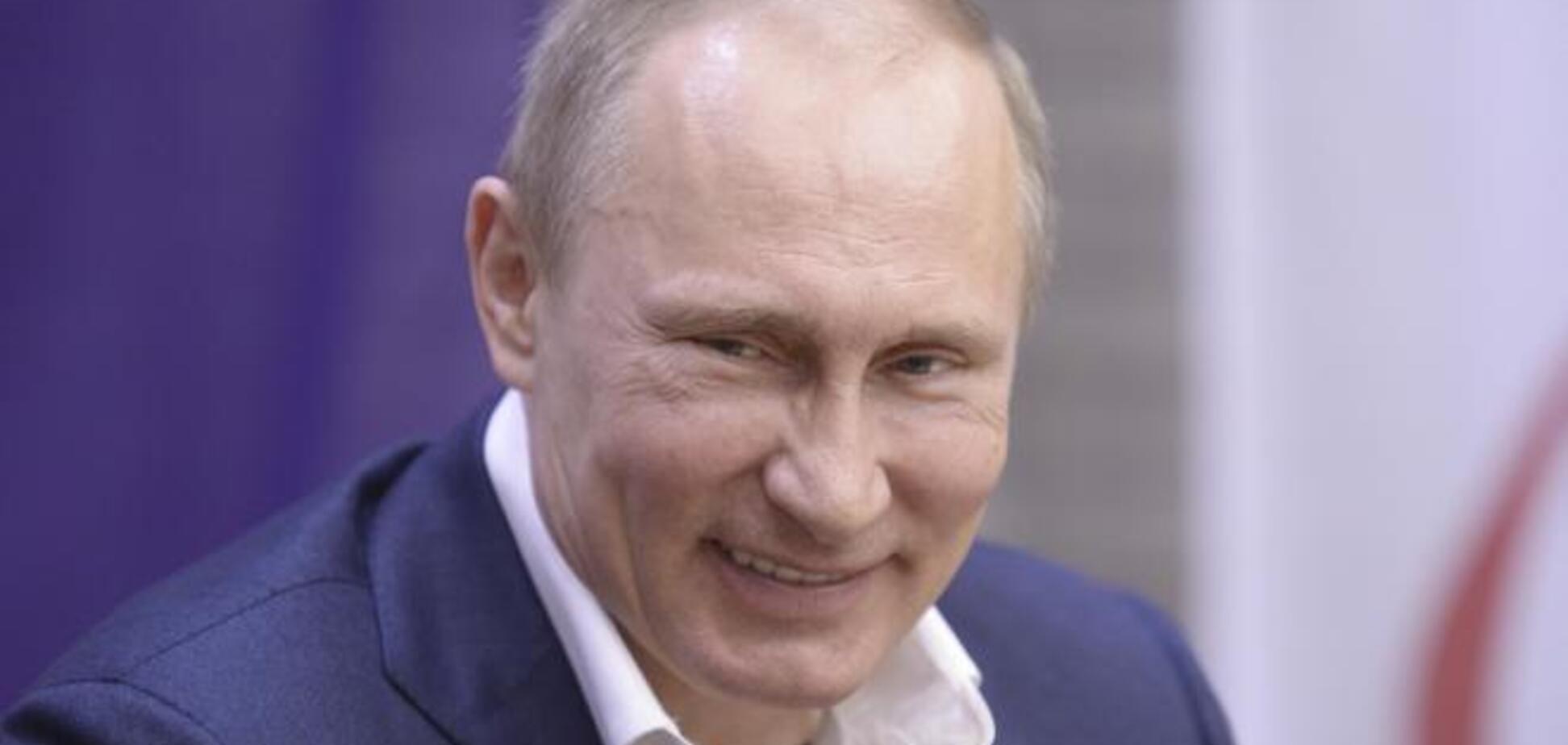 Игра Путина в Украине далека от завершения
