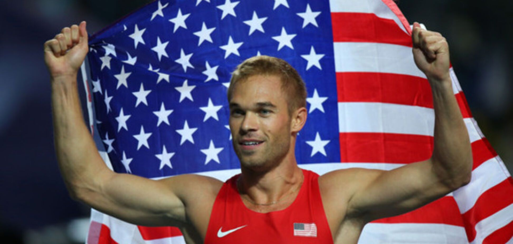 Американский чемпион придумал специальную жвачку для спортсменов