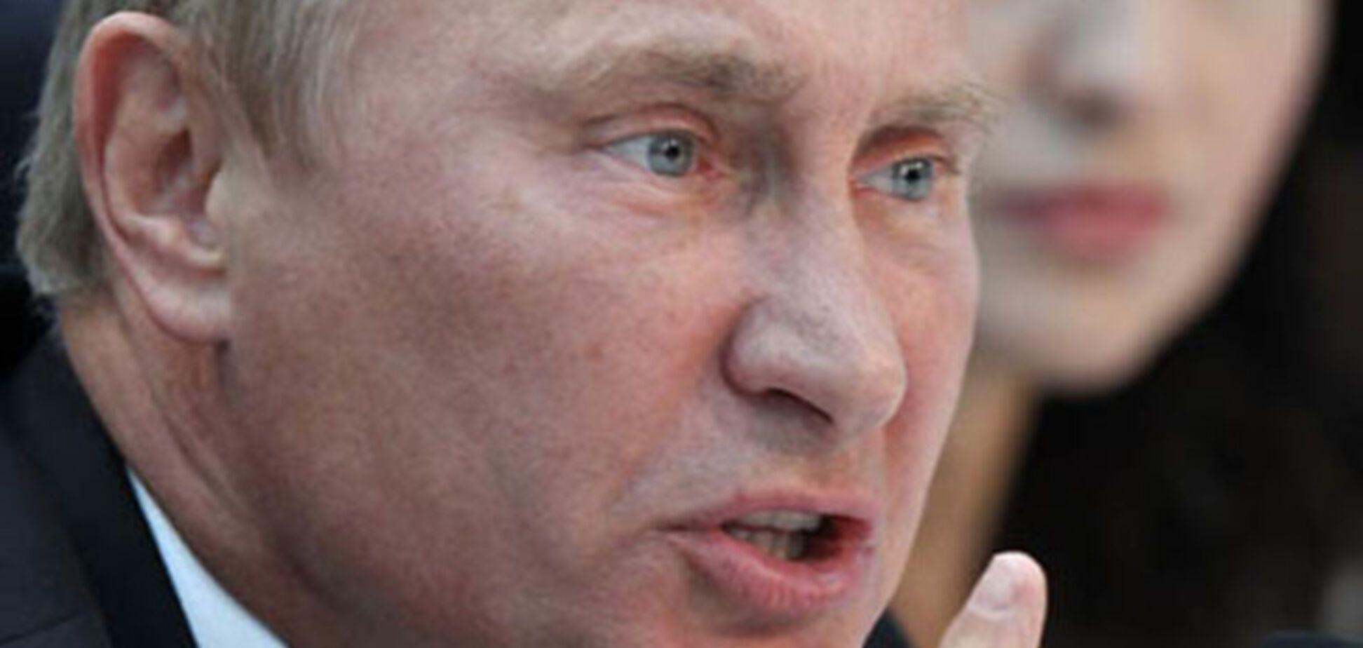 Путин сделал подтяжку лица, как у метросексуалов